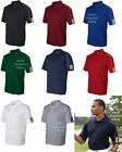 ADIDAS GOLF Climalite Mens Size S-3XL Three Stripes Polo Sport Shirt A76 NEW
