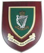 ROYAL IRISH RANGERS REGIMENTAL MESS PLAQUE