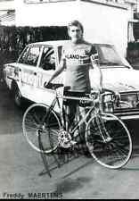 FREDDY MAERTENS FLANDRIA VELDA LANO Signed Autographe cycling Signé champion