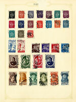 Portugal Potent Mint & Used 1900 to 1970s High Value Stamp Collection