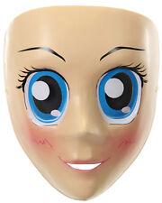 Anime Mask Blue Eyes