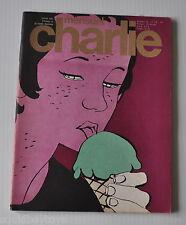 MENSUEL CHARLIE #118 French Comic Magazine 1978 Pre-Charlie Hebdo Peanuts