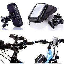 360 Grados Impermeable Bicicleta Soporte Funda Carcasa Para IPHONE
