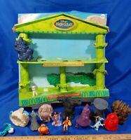 Disney Hercules Movie Huge Lot 1997 McDonald's Happy Meal Store Display Toys Set