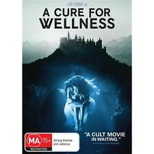 A CURE FOR WELLNESS-Region 4-Dane DeHaan-New AND Sealed