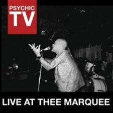 Live at Thee Marquee 5060174956768 by Psychic TV CD