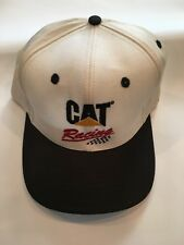 """Vintage CAT Racing Snapback Hat """"New Old Stock"""""""