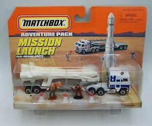 """MATCHBOX"" CONVOY **MISSION LAUNCH** KENWORTH COE ROCKET TRANSPORT PACK"
