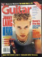 Guitar Magazine November 1998
