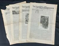 """""""The Youth's Companion""""  Magazines, 1902, Lot of 4 Issues"""