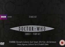 DOCTOR WHO COMPLETE SERIES 1-4 DVD Box Set Season 1 2 3 4 Brand UK Rele New R2