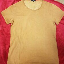 Original tigha Vintage T-Shirt_sunbleached_used Optik_Gr:M_Cognac Farbe