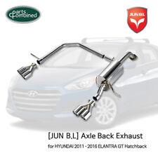 Axle Back Exhaust 11 12 13 14 15 16 ELANTRA GT Hatchback [JUN B.L]