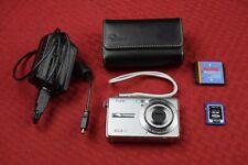 Kodak EasyShare MX1063 10.3MP Digital Camera - Silver with case, charger, SD, ba