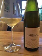 6 BT. RIESLING ZOTZENBERG GRAND CRU 2015 ANDRE' RIEFFEL bio vins de Terroir