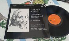 BIS-LP-288 - VANHAL concerto for 2 bassoons & orchestra WALLIN,NILSSON,SARASTE