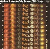 GRAHAM PARKER/GRAHAM PARKER & THE RUMOUR - STICK TO ME [REMASTER] NEW CD