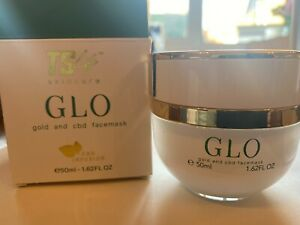 TS Life - Glo Gold Face Mask - 50ml - Brand New