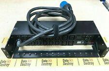 APC AP7822 Metered Rack PDU 32A