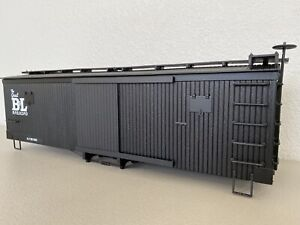 """Buddy """"L"""" 51002 :: The Great B&L R.R. Boxcar (BODY ONLY) 1 of only 1,500 G Scale"""