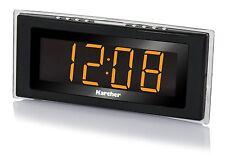 Karcher UR 1080 Radiowecker Wecker Uhrenradio PLL Radio Temperaturanzeige