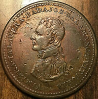 1813 LOWER CANADA WELLINGTON SALAMANCA ONE PENNY TOKEN - Breton 984