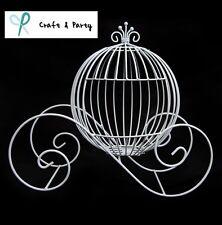 Cinderella Pumpkin Carriage Wedding Wire Centerpiece Coach Carroza de Cenicienta