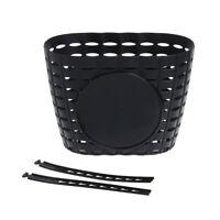 Bicycle Basket Detachable Front Handlebar Basket Bike Carrier Storage Holder