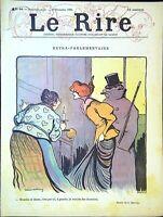 Le RIRE N° 54 du 16 Novembre  1895