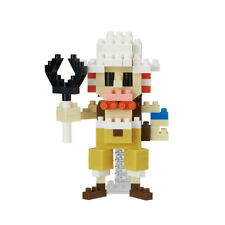 Usopp One Piece Nanoblock Micro Sized Building Block Construction Kawada NBCC049