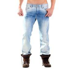 Hosengröße 31 Herren-Jeans mit mittlerer Bundhöhe und regular Länge