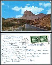 TEXAS Postcard - West Texas, Guadalupe Peak R13