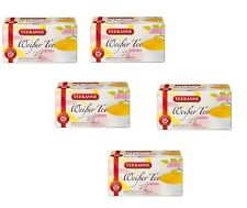 Teekanne White Tea Jasmine 5 boxes ( 100 tea bags total) New  - Free shipping -