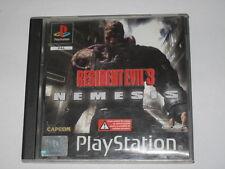 Jeu vidéo PS1 Resident Evil 3 : Nemesis PSone Playstation 1