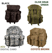 Waterproof ALICE BACKPACK GI Hiking Airsoft Camping Army USMC School Book Bag