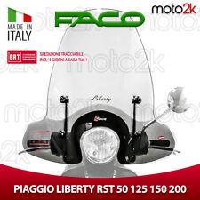 PARAVENTO PARABREZZA FACO 23166 PIAGGIO LIBERTY RST 50 125 150 200 2004 - 2014