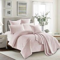Concierge Heavenly Blush Duvet Doona Quilt Cover Set 4 Bed Sizes