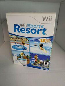 New, Factory Sealed. Nintendo Wii Sports Resort Game + Bonus Wii Motion Plus