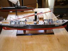 "Museum Quality Model of Danish Ship ""Martha"""