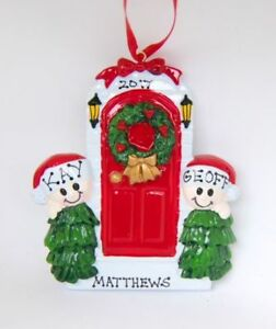 Personalised Christmas Decorations/Ornaments - The Christmas Collection