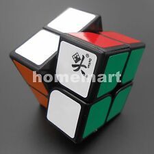 50mm Zhanchi 2X2X2 Speed puzzle magci Cube mixed Black gift for Children 5CM NEW