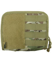 SMALL COMMANDERS ADMIN PANEL - MULTICAM  - FITS NEW ARMY VIRTUS BODY ARMOUR