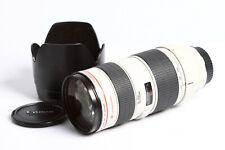 Canon Zoom Lens EF 2,8/70-200 L Ultrasonic
