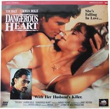 DANGEROUS HEART LASERDISC Sealed NEW 90s Thriller Drama TV Movie LD NOT On DVD !