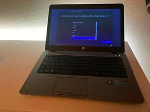 HP EliteBook 840 G1  - Intel I5 5300U 2 30 GHz - 16 G ram - Ordinateur portable