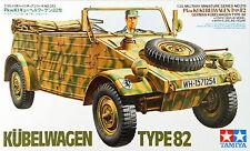 TAMIYA GERMAN WWII KUBELWAGEN TYPE 82 Scala 1:35 Cod.35213