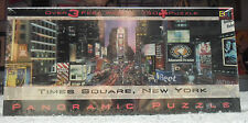 Buffalo Games Times Square NY Panoramic 750 Piece/Jigsaw Puzzle NEW, SEALED
