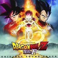 [CD] Dragon Ball Z: Resurrection 'F' Original Sound Track NEW from Japan