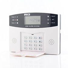 LCD Drahtlos Alarmsystem PG-500 GSM Funk Alarmanlage Haus Wireless aus DE