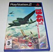 1945 I & II The Arcade Game PS2 PAL *No Manual*